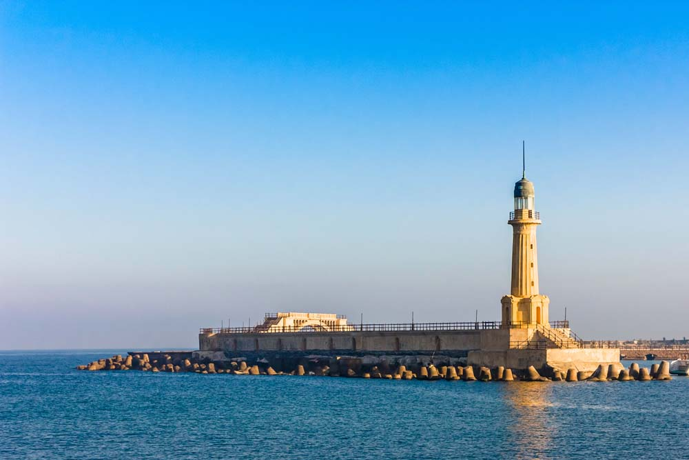 Alexandria Explored With Island Trader Vacations