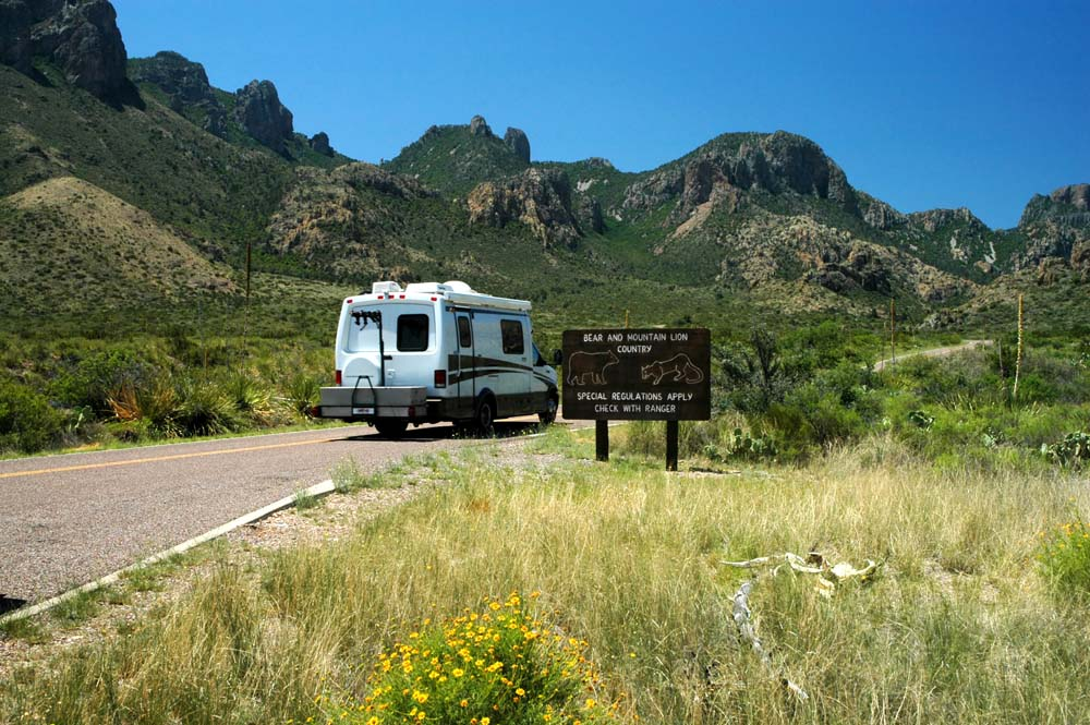 Big Bend – On A Smaller Scale