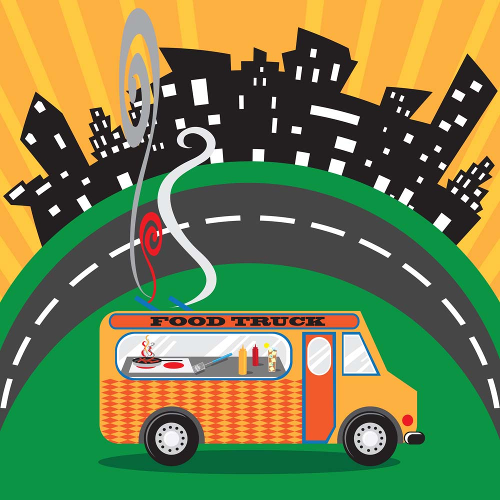 3 of The Best Food Trucks in San Francisco