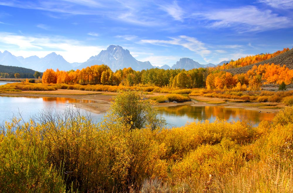 Best Ways to Enjoy a Trip to Jackson Hole in the Off Season with Island Trader Vacations