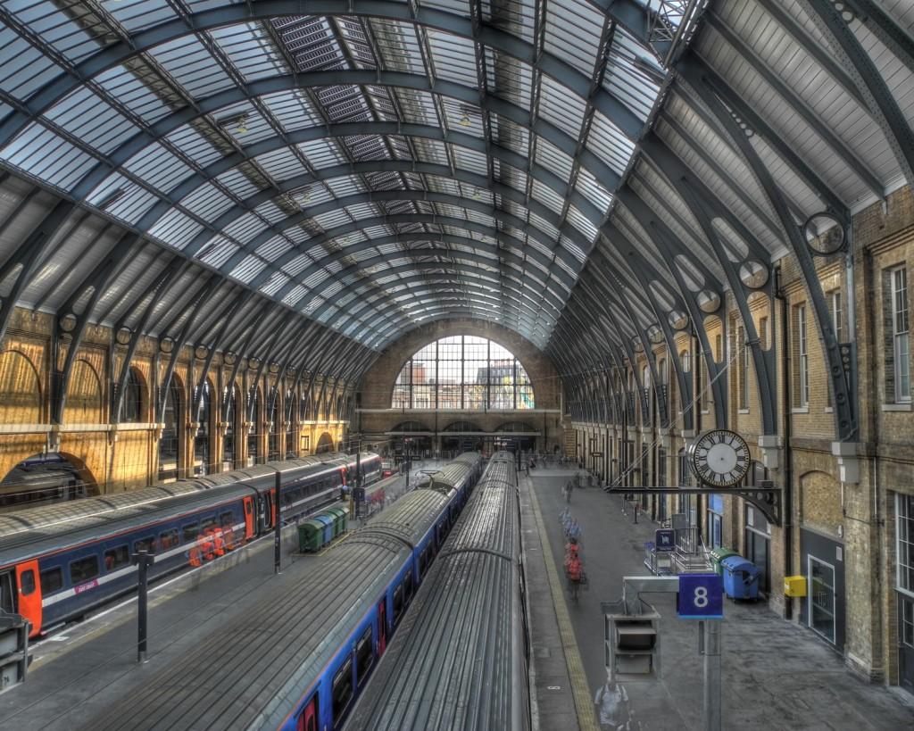 Island Trader Vacations Visits 2 Train Stations That Are For More than Just Catching a Train