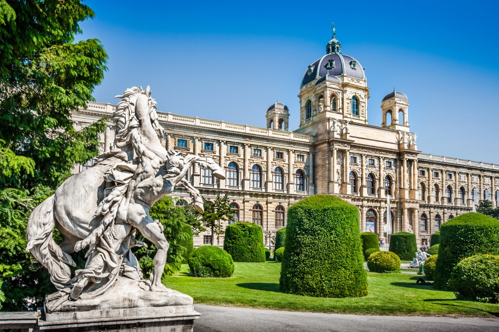 5 Reasons to Visit Vienna in 2015