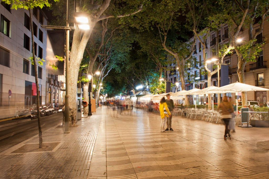 Enjoying the Cuisine in Barcelona
