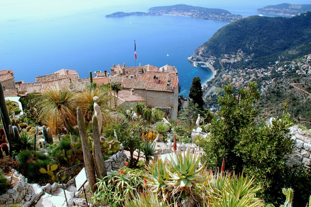 Island Trader Vacations Exploring Eze, A Historic French Destination